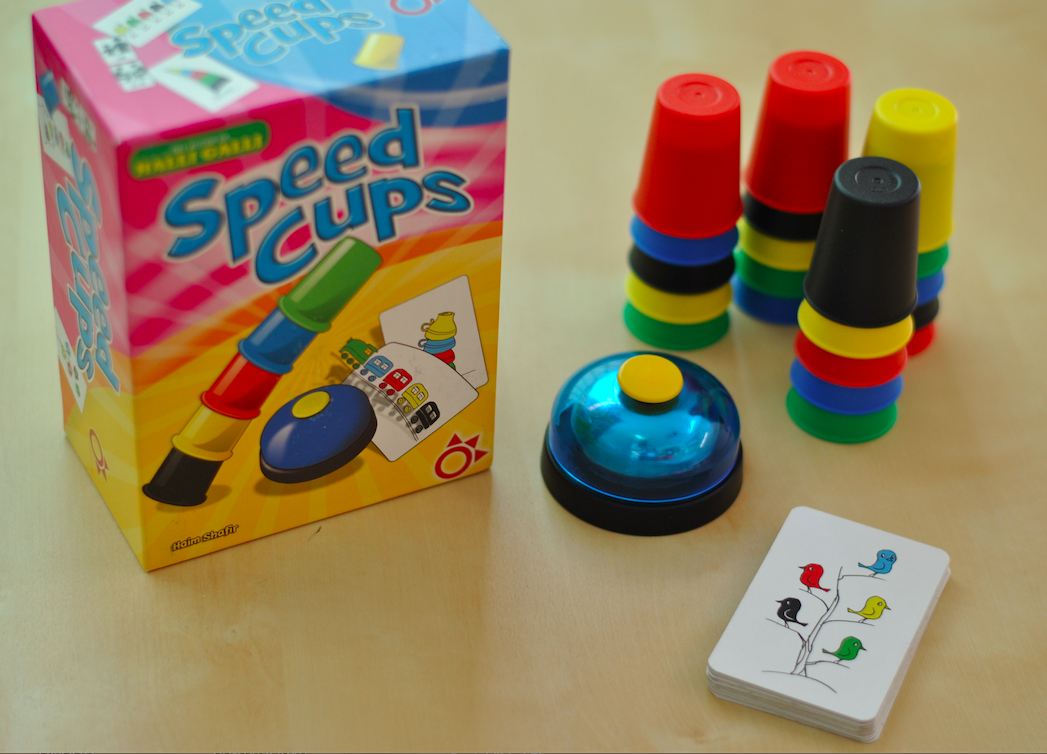 Speed Cups 1