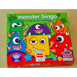 Monster Bingo